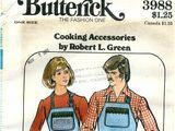 Butterick 3988 A