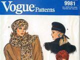 Vogue 9981