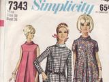 Simplicity 7343 A