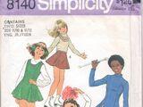 Simplicity 8140 A