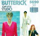 Butterick 5690 B