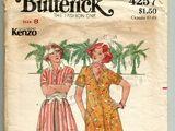 Butterick 4257 A