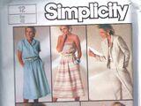 Simplicity 7272 A