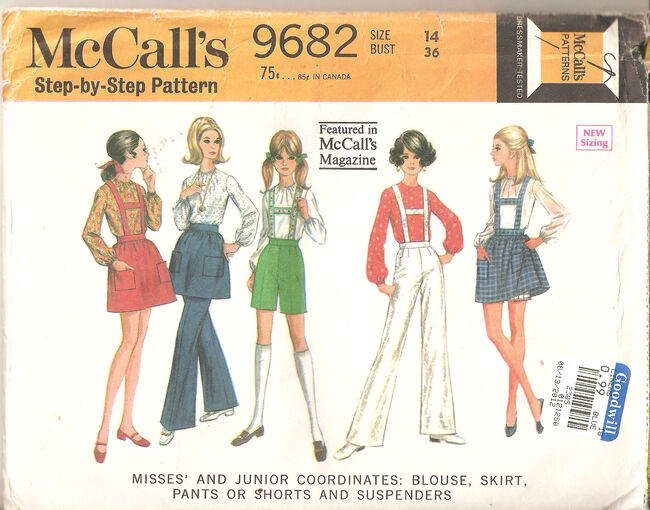 McCall's 9682