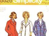 Simplicity 5526 A