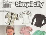 Simplicity 9923 A