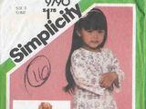 Simplicity 9790