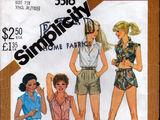 Simplicity 5516 A