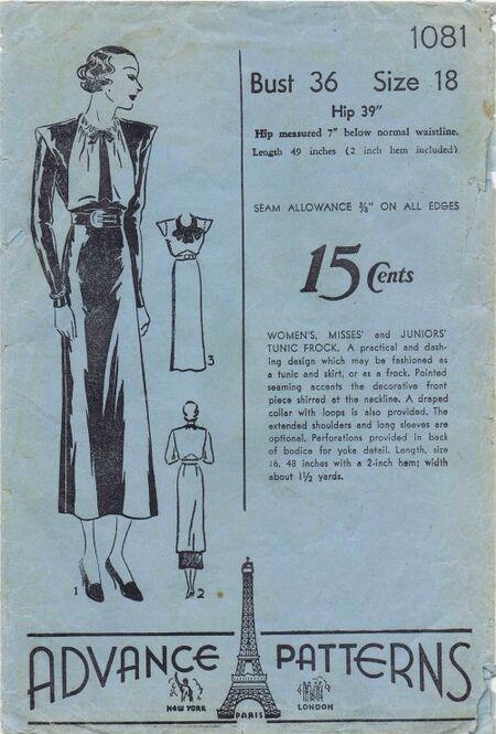 Advance 1934 1081