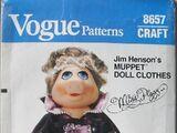Vogue 8657