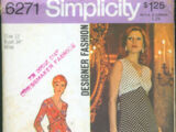 Simplicity 6271