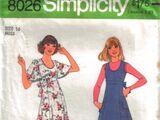 Simplicity 8026