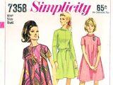 Simplicity 7358
