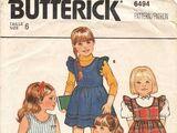 Butterick 6494 C
