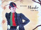 Beyers Mode für Alle No. 1 Vol. 13 1936