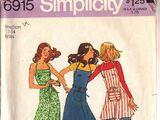 Simplicity 6915