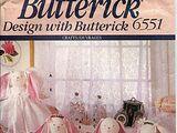 Butterick 6551 B