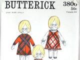 Butterick 3800 A