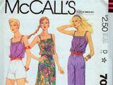 McCall's 7082 A