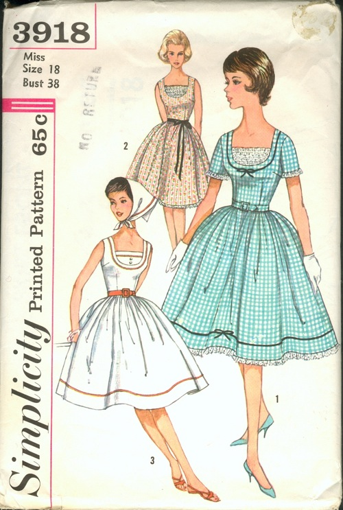 Simplicity 3918 | Vintage Sewing Patterns | FANDOM powered by Wikia