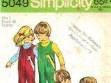 Simplicity 5049