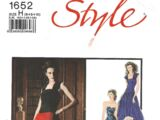 Style 1652 A