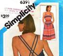 Simplicity 6391 A
