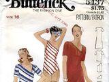 Butterick 5437 A
