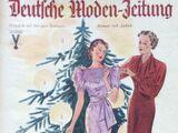 Deutsche Moden-Zeitung No. 6 Vol. 46 1936