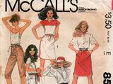 McCall's 8577 B