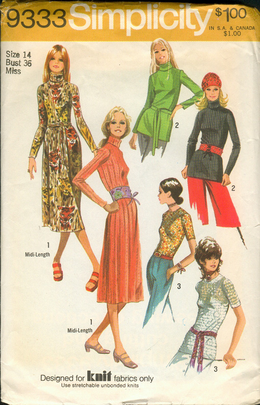 Simplicity 9333 Vintage Sewing Patterns Fandom Powered By Wikia