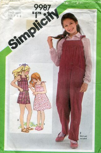 Simplicity9987playsuit