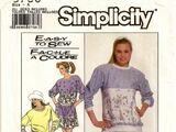 Simplicity 8789 A