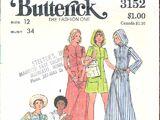 Butterick 3152 A