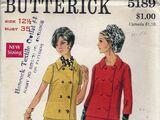 Butterick 5189 B