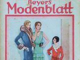 Beyers Modenblatt No. 18 Vol. 9 1930