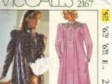 McCall's 2167 A