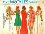 McCall's 5490