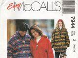 McCall's 7944 A