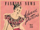 Advance Fashion News May 1946