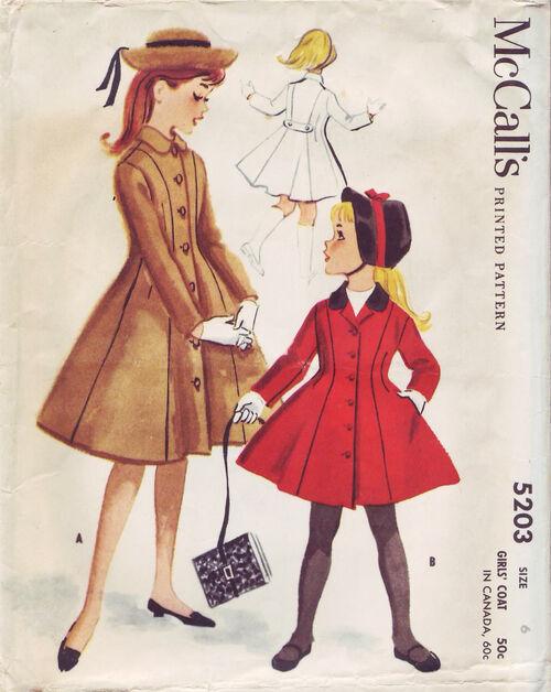 McCalls 1959 5203