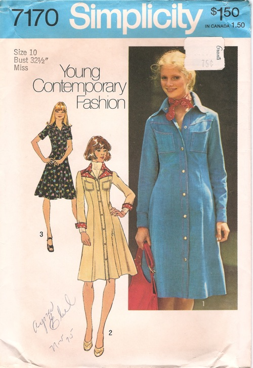 Simplicity 7170 | Vintage Sewing Patterns | FANDOM powered by Wikia