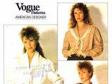 Vogue 1058 A