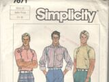 Simplicity 7671 B