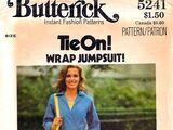 Butterick 5241