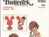 Butterick 3063 B