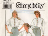 Simplicity 9027 A