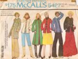 McCall's 5427 A