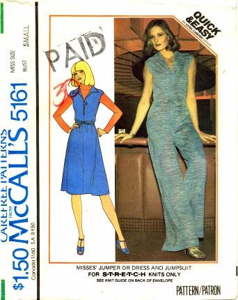 McCalls 1976 5161