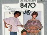 Simplicity 8470 B